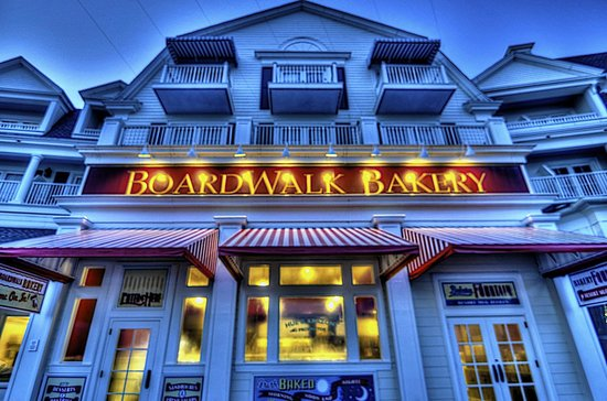 Disney's BoardWalk Inn : The Bakery