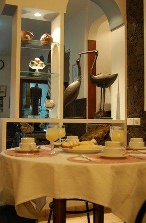 Hotel Ida Inés: Desayuno