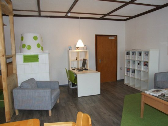 Action Forest Active Hotel: PC-Corner im Livingroom