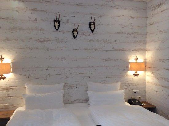 Eden Hotel Wolff: quarto