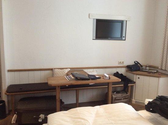 Eden Hotel Wolff: quarto vista 2