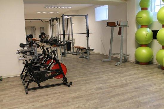 Action Forest Active Hotel: Das Fitnessstudio