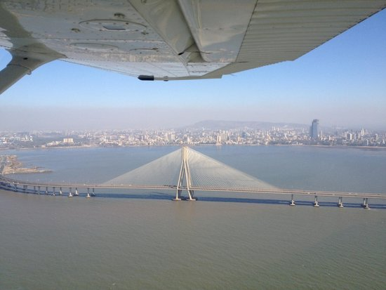Bandra-Worli Sea Link: Iconic Bridge of Bombay