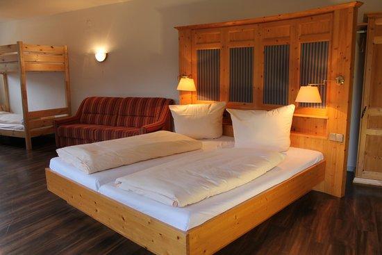 Action Forest Active Hotel: 4er-Zimmer