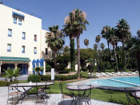 Hotel Ibis Fes: Hôtel, vue extérieure