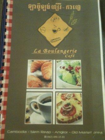 La Boulangerie-Cafe