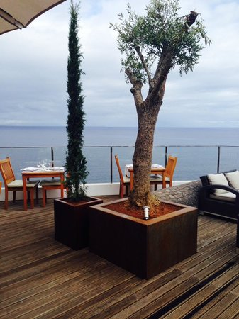 Madeira Regency Cliff : The new renovated deck