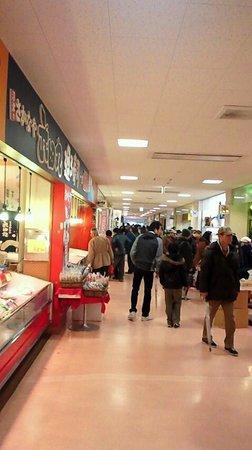Numazu Minato Shinsenkan: 新鮮館店舗街