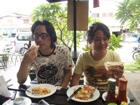 Inthira Vang Vieng: Breakfast - Inthira