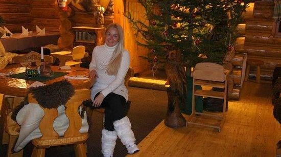 U Ducha Gor Restaurant: Уютная атмосфера
