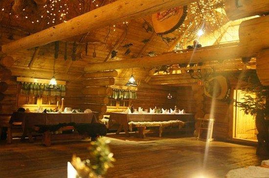 U Ducha Gor Restaurant: накануне Рождества