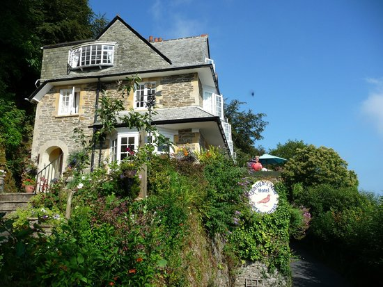 Chough's Nest Hotel: the hotel