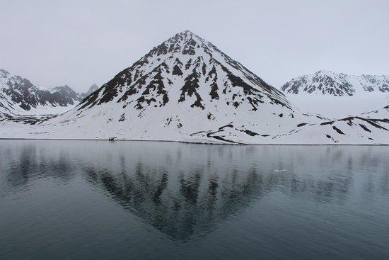 Magdalenefjord Svalbard: Магдаленафьорд
