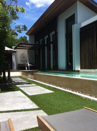 W Retreat Koh Samui : Our room with own pool