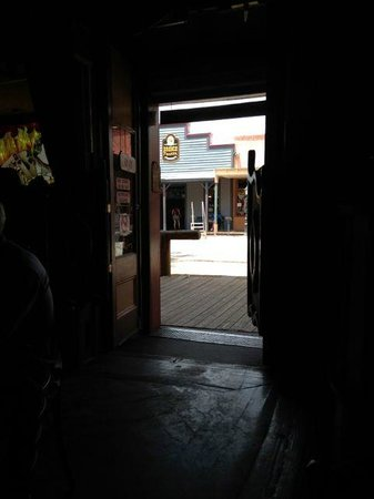 Big Nose Kates Saloon: feels like coming back on time