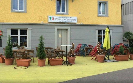 L'Osteria del Lazzarone, Horgen