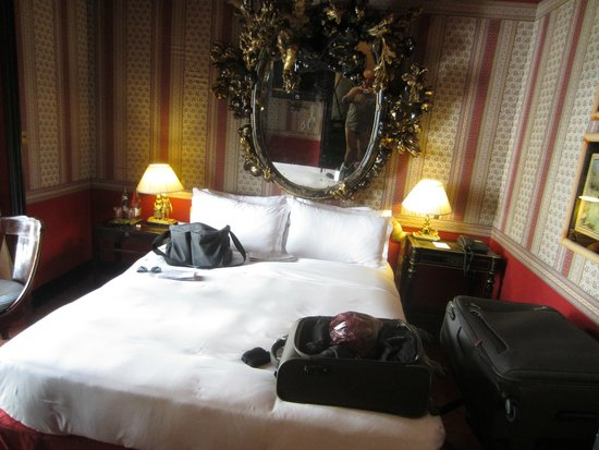 L'Hotel: Great beds and bedding