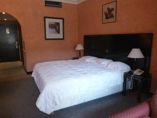 Hotel Marrakech le Semiramis : Chambre