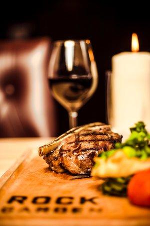 The Rock Garden: steak 3