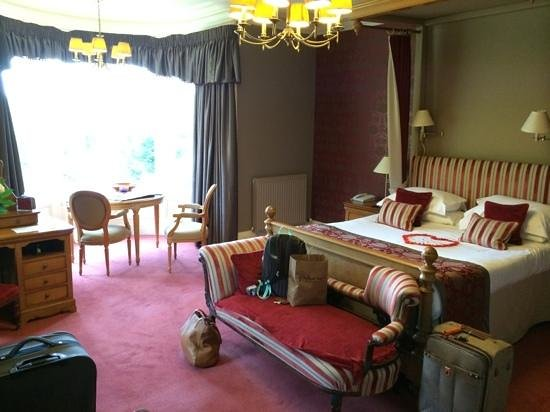 Loch Ness Country House Hotel at Dunain Park: Honeymoon suite