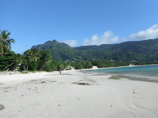 The Beach House: spiaggia a due minuti a piedi dall'hotel