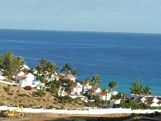 Iberostar Playa Gaviotas: Вид с балкона номера