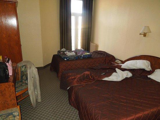 Hotel Regina : Chambre