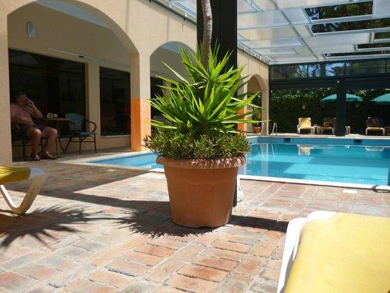 Casablanca Inn: Always a sunbed available