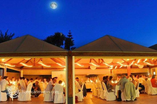 Villa Ca'n Maries: Dining facility