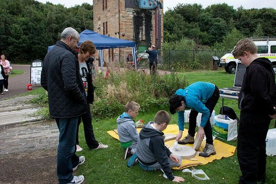 Prestongrange Museum: Family friendly with activities throughout the year