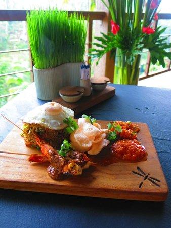 Chapung SeBali Resort and Spa: Restaurant