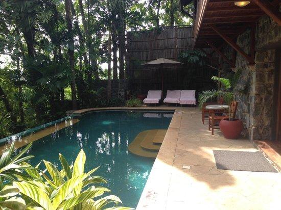 Vivanta by Taj - Green Cove : Private Pool