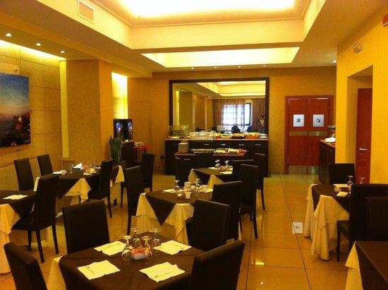 Hotel Tiempo: La salle de repas