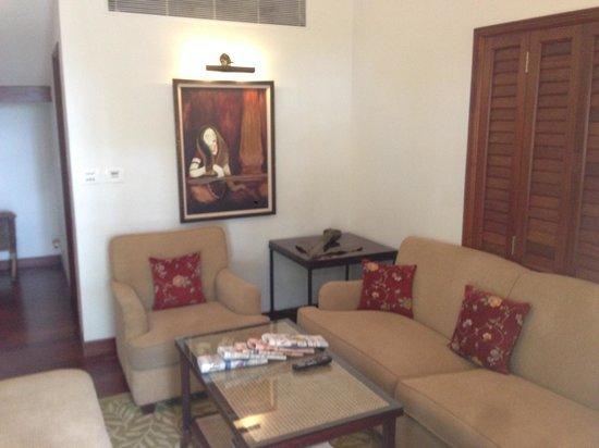Taj Green Cove Resort & Spa Kovalam : Ground Floor Living