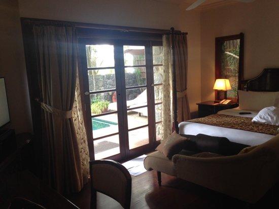 Taj Green Cove Resort & Spa Kovalam : View From Room