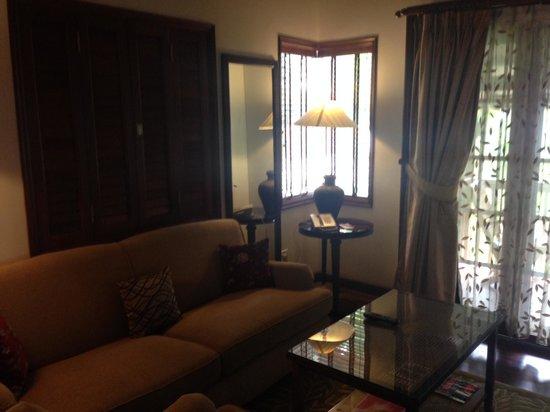 Vivanta by Taj - Green Cove : First Floor Living