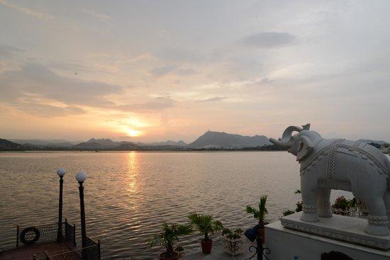 Jagmandir Isla: Jag Mandir Sunset