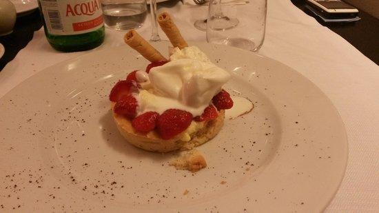 NH Trieste: dolci da favola
