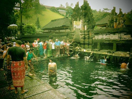Chapung SeBali Resort and Spa : Tempel