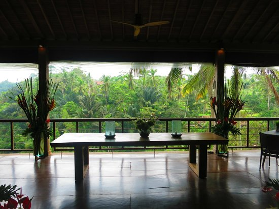 Chapung SeBali Resort and Spa: Restaurant