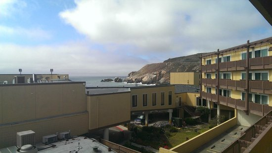 Best Western Plus Lighthouse Hotel: 'Sea View'