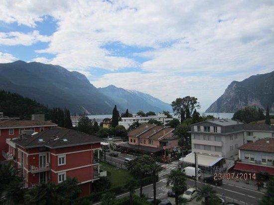 Hotel Garda - TonelliHotels: 4th floor room view