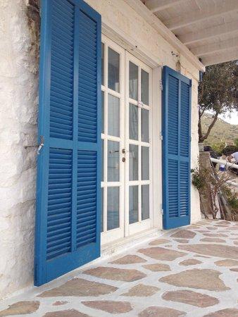 Mavi Beyaz Hotel: Standart odamız