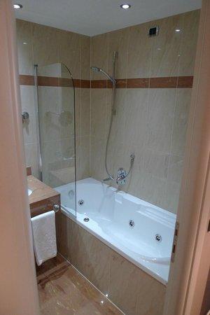 Winter Garden Hotel : Bathroom/jacuzzi