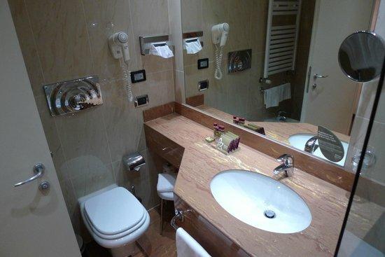 Winter Garden Hotel : Bathroom