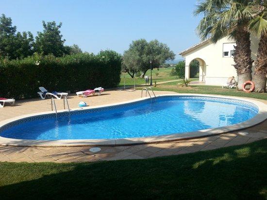 Villages Golf Panoramica: Hay una mini piscina en cada bloque