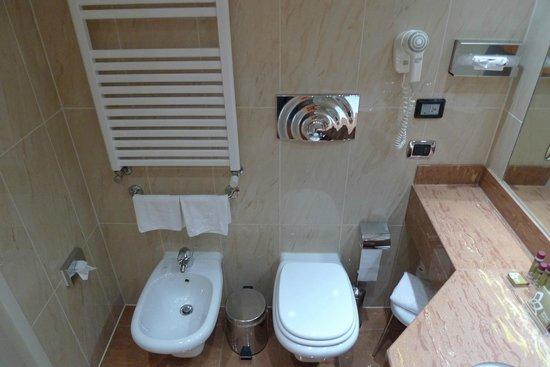 Winter Garden Hotel: Bathroom