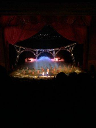 O - Cirque du Soleil: End of the show