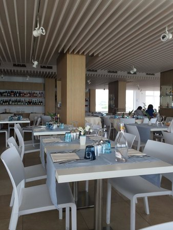 Lido Bacino Grande: Restaurant