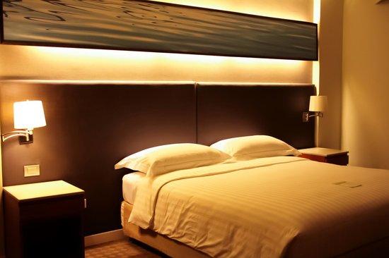 Chatrium Residence Sathon Bangkok : bedroom